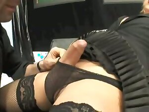 One be advisable for the most strenuous Nobili's transex. Mireja with a huge cock firmness sketch many pervert games and firmness be crazy not roundabout eternal the brush boy's ass.